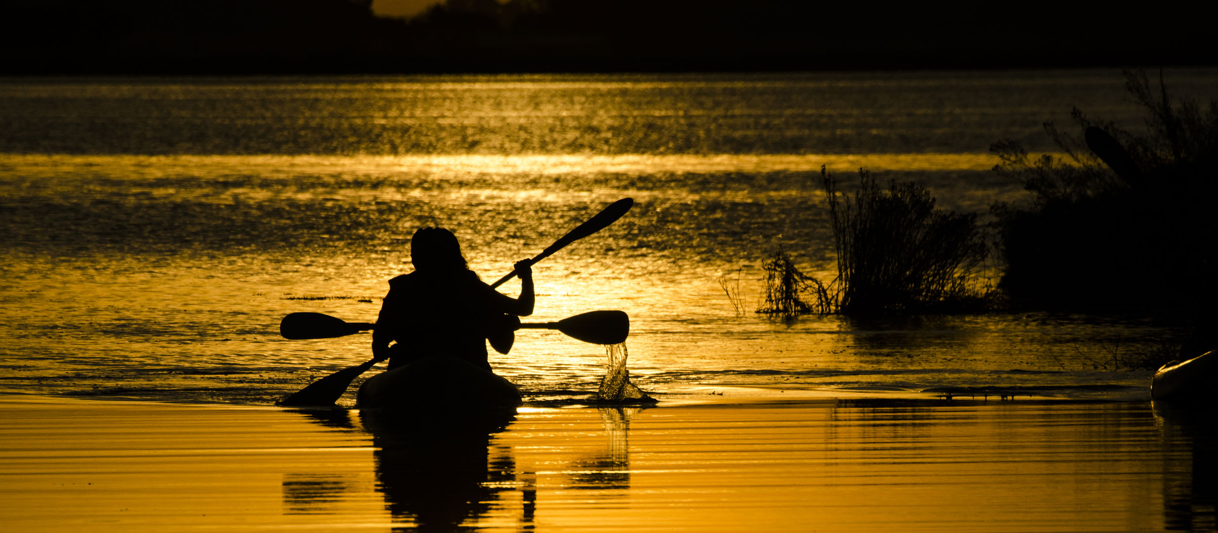 bigstock-Silhouettes-of-men-kayaking-in-596074131